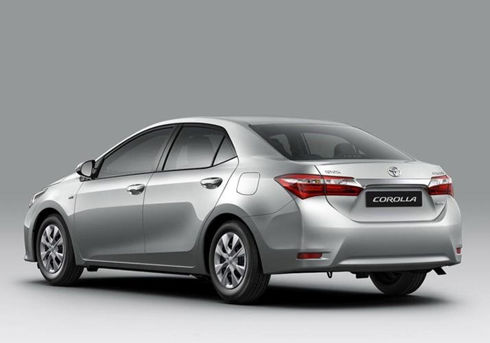 Corolla Br Toyota